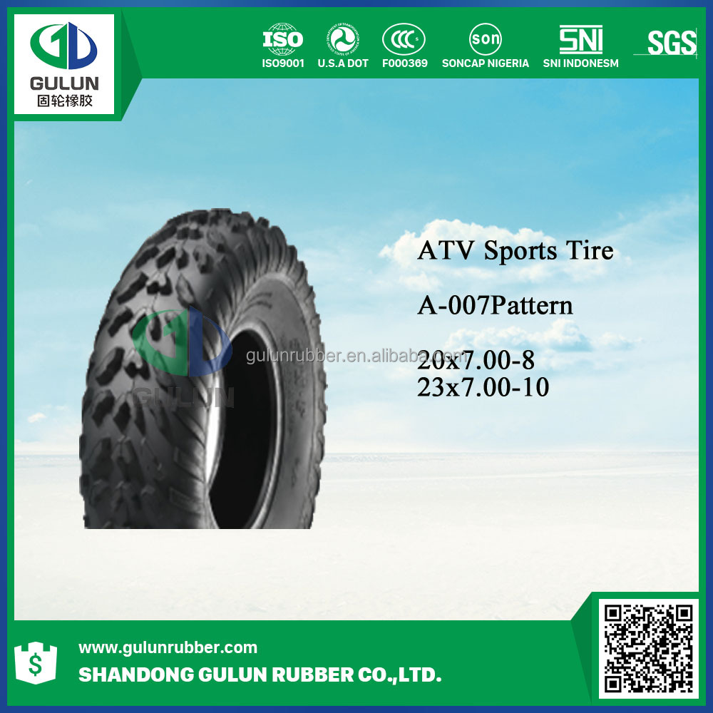 SIX PLY elektrikli spy racing 125cc kids sport atv tyres 26x11-12 ATV TYRE 4X4 ATV TYRE With ECE DOT for sale