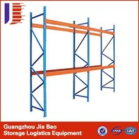 Guangzhou Jia Bao Manufacturer Heavy Duty Long Span Warehouse Rack
