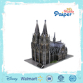 Germany famous building model adult puzzle
