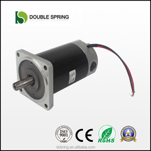 Cheap 2016 brush dc fan 24v dc motors for Packing machine, agricultural equipment