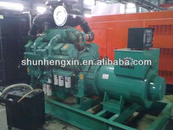 640kw/800kva Diesel Generator Set Powered by Cummins Engine KTA38-G2B