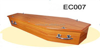 Colors of casket coffin cheap wood coffin with lining