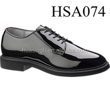 US half sizes available Bates lites hi-gloss dress uniform shoes for police officer