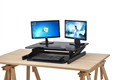 Height Adjustable Sit-Stand Workstation desk