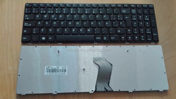 keyboard for Len-ovo Idea-Pad G700 G500 G710 G505 G510 RU Keyboard 25210932