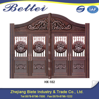 Excellent Quality Modern Iron Gate Grill