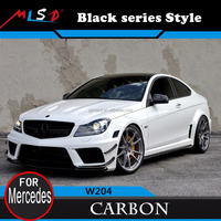 New Style AM-G style Black Series body kit for Mercedes Benz C-class W204 2D or 4D