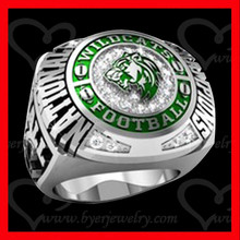unique sports championship ring custom team/league ring