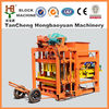 Full Auto Cement Block Making Machine/ Hollow Block Making Machinery/QTJ4-28 Cheapest small production line