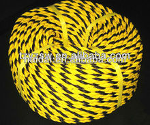 haidai pp twisted tiger rope competitive price