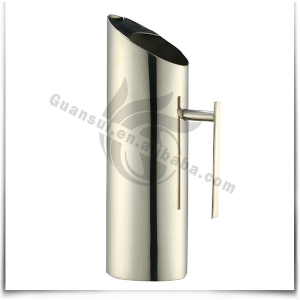 Kitchen Utensils Hot Selling In China 1.4L Metal Stainless Steel Water Pitchers