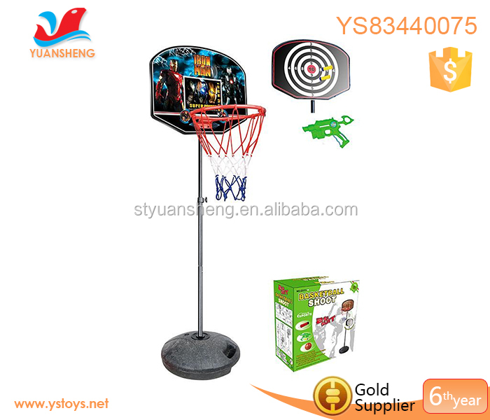 Wholesale children sports promotional toys mini basketball game