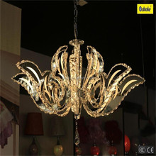 made in China modern led crystal pendant light fixture
