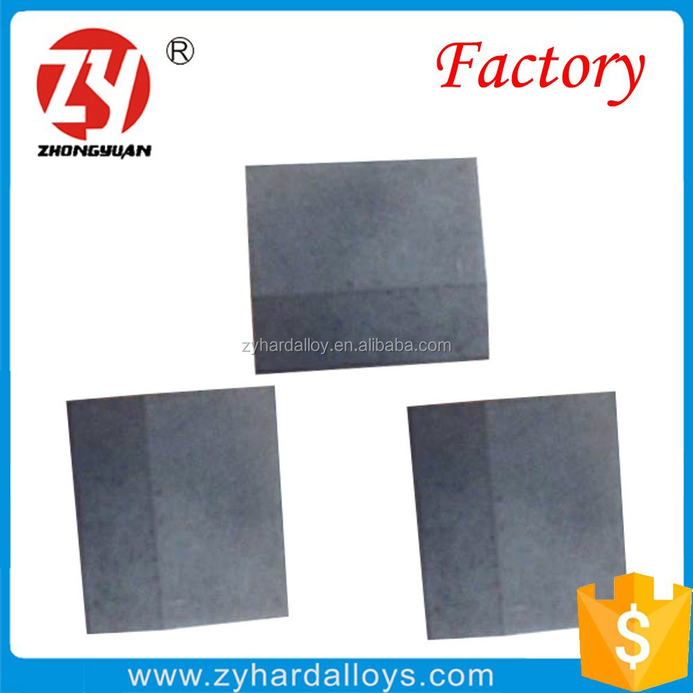 YG11C tungsten Carbide Snowplow Inserts