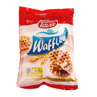 uncle pop snack,300g Waffles cracker,sesame flavor