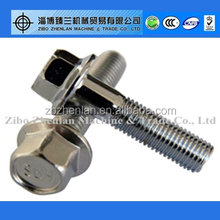 Hex Flange Head Bolts Dimension M8 M14 M16 M18