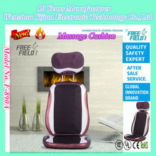 Vibration Massage Seat Mat, Thai massage cushion(1in3) ,F-890A vibrating back massage cushion