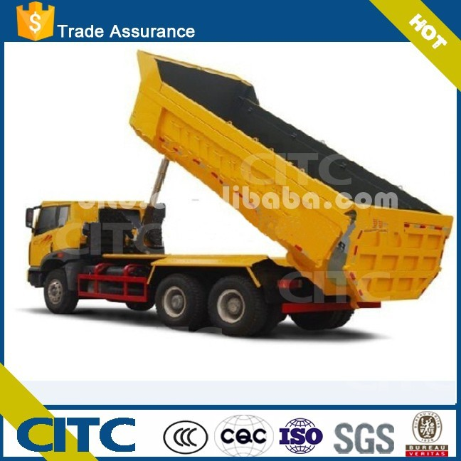 tipper truck with huge load volume 50 ton -100 ton CITC ,Shandong
