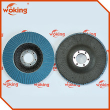 Zirconia flap disc for automobile industry grinding