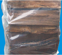 Packaging manufacture LDPE plastic bags for firewood from China