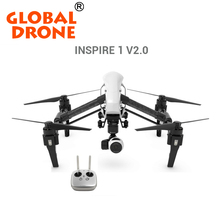 100% Original DJI Inspire 1 V2.0 Drone FPV RC Quadcopter with 4K X3 Camera rc helicopter in stock Professional Aerial Aircraft