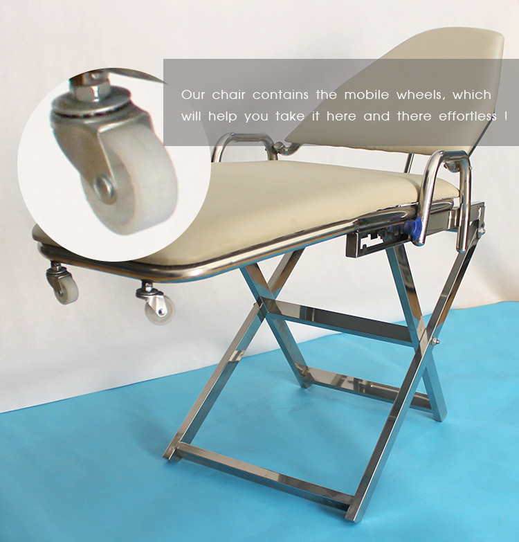 folding dental chair mobile dental chair portable dental chair