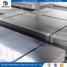 China factory directly sell full hard cold rolled 201 stainless steel sheet