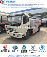 popular DFAC refueling tank truck, used oil tanker ship for sale