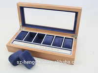 2016 Eco-friendly luxury wooden watch box for men/Gift Watch Box