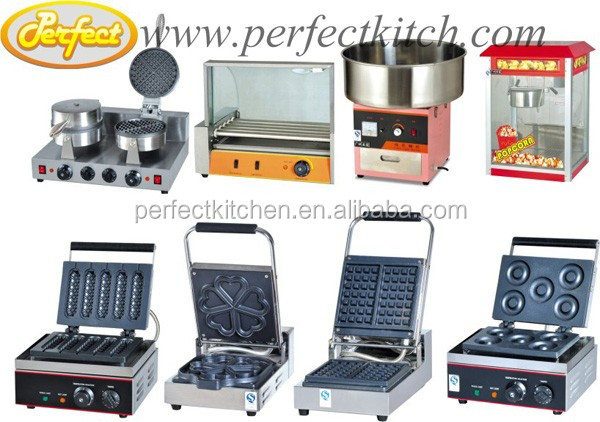 Sinple plates electric donut machine view commercial for Perfect kitchen equipment