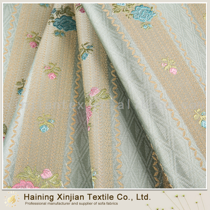 Best quality brocket jacquard fabric