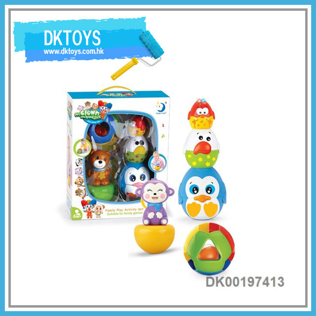 Happy Circus Kids Learn And Play Toy Game Education Toy Game