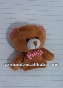 Small size finger puppet bear puppet
