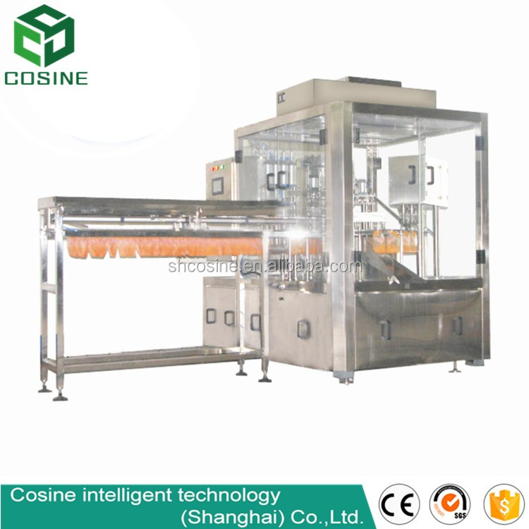 carbonating drink machine, packaging filling capping sealing labeling, soda water filling machine