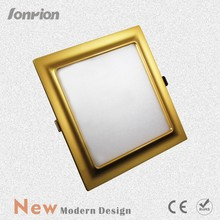 Dimmable 5W 9W 12W 16W 20W LED Downlight square LED Flat panel light