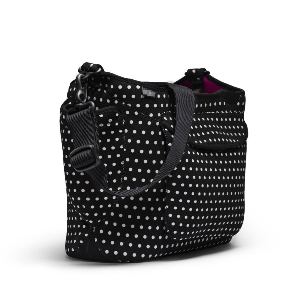 dot diaper bag baby nappy changing bag neoprene mummy bag buy baby nappy changing bag neoprene. Black Bedroom Furniture Sets. Home Design Ideas