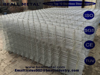0.5mm factory 304 stainless steel wire mesh
