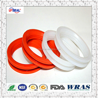 silicone rubber gasket ring