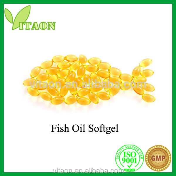 Private label OEM fish oil wholesale fish oil benefit of fish oil softgel