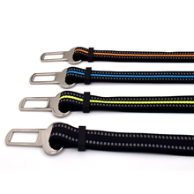 Guanchang/Adjustable Pet Dog Cat Safety Leads Car Vehicle Seat Belt Harness Seatbelt, Made from Nylon Fabric