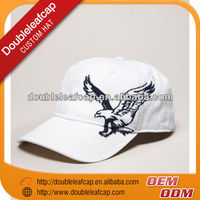 blank white baseball baby hat cute clever baby hat eagle pattern baby hat