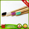 Eco friendly new design bamboo toothbrush hotel bamboo charcoal toothbrushes
