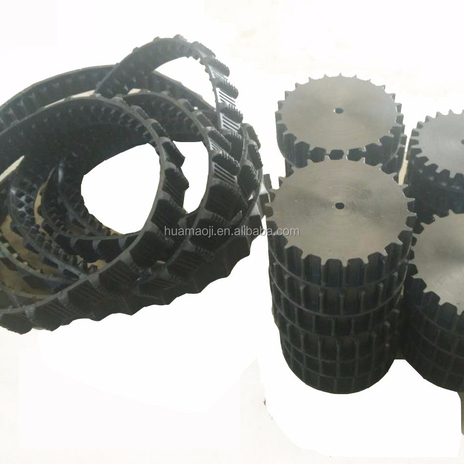 Economic and Reliable atv utv suv pickup truck rubber track conversion system kits with great price