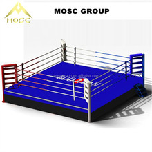 international standard competition used boxing ring for sales