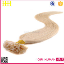 Best selling products top quality cheap remy u tip hair extension export to America