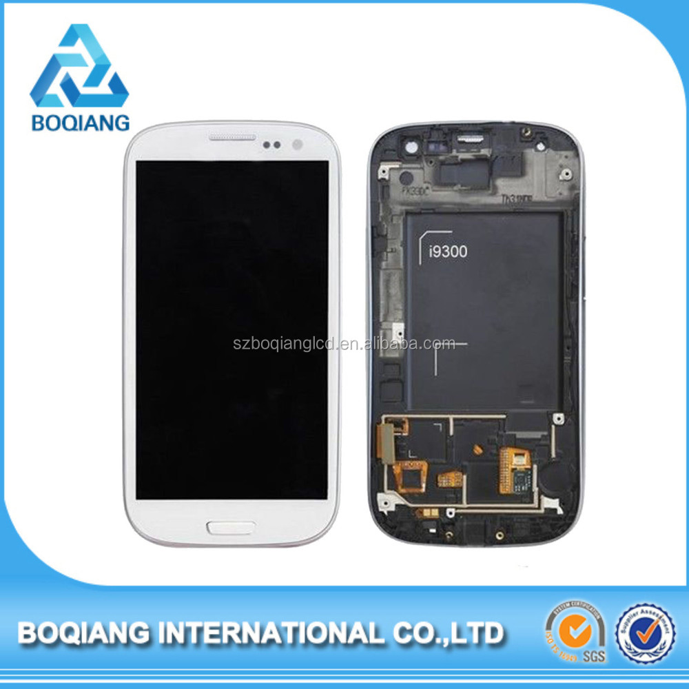original cheap Replacement for samsung galaxy s3 i9300 lcd screen display,lcd screen for i9300 lcd, Galaxy s3