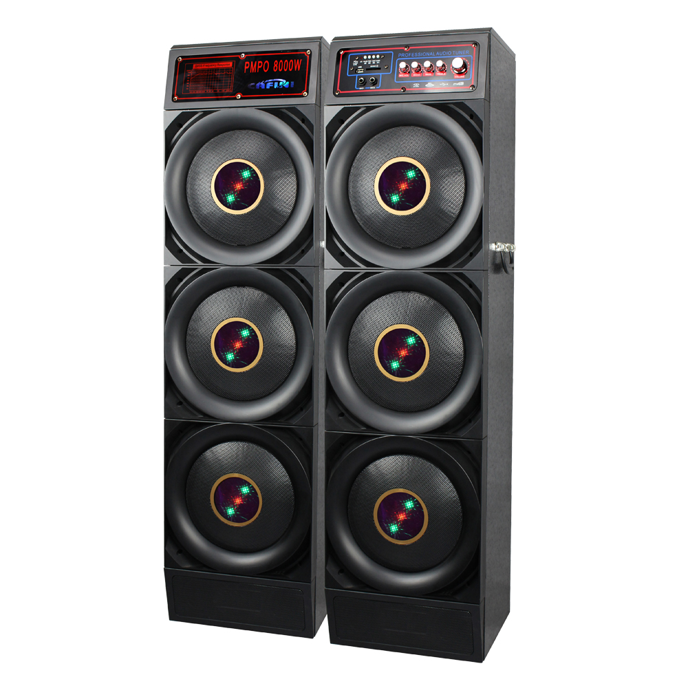 hi-fi 2.1 multimedia active speaker system for KAREOKE and party