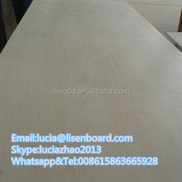 18mm plywood birch b ltico ruso precios laminado de - Madera contrachapada precio ...