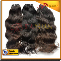 Tangle free double weft natural wave cheap unprocessed malaysian weaving hair grade 5a virgin hair wholesale