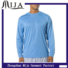 Brand new cheap plain t shirts long sleeve t shirts price